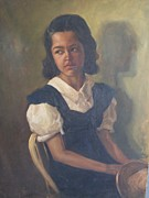 Henry Goode - Young Girl In Thought