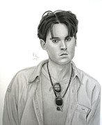 Enrique Garcia - Young Johnny Depp