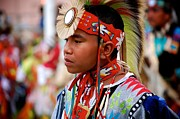 Jim Cortez - Young Lakota Dancer