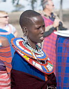 Jay Fries - Young Maasai Woman