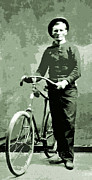 Anthony Chiffolo - Young Man with Bicycle