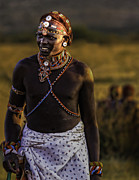 Mark Coran - Young Samburu Warrior