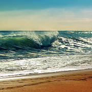 Waves Digital Art - Your Moment Of Perfection by Laura  Fasulo