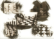 Chess Photo Prints - Your Move Print by Caitlyn  Grasso
