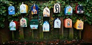 Mailboxes Photos - Youve got mail by Chris Dutton