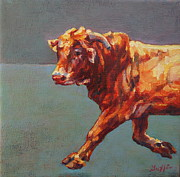 Longhorn Originals - Yuma by Patricia A Griffin