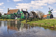 Holland Photos - Zaanse Schans by Joana Kruse