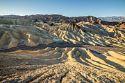 Zabriskie Point Spectacular Mountains  Print by Pierre Leclerc Photography