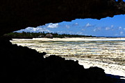 East Africa Framed Prints - Zanzibar Island Framed Print by Aidan Moran