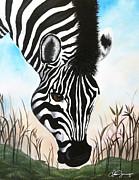 Zebra Print by Danise Abbott