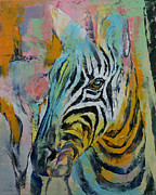 Michael Creese - Zebra