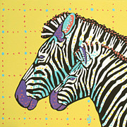 Dorothy Jenson - Zebra Patterns