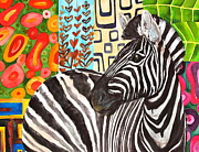 Heather Torres - Zebra Prints