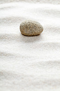 Calm Sculpture Prints - Zen concept Print by Shawn Hempel