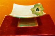 Kathie McCurdy - Zen Flower Dish