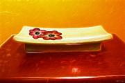 Kathie McCurdy - Zen Resting Flowers