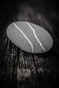 Still Life Photos - Zen Rock by Edward Fielding