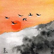 Oiyee  At Oystudio - Zen Sunset