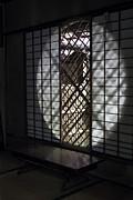Zen Temple Window - Kyoto Print by Daniel Hagerman