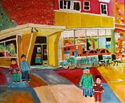 Michael Litvack - Zephyr Cafe Sherbrooke