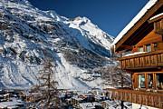 Zermatt Print by Brian Jannsen