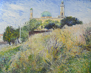 Enver Larney Art - Zinatul Mosque District Six Cape Town South Africa 1999 by Enver Larney