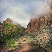 Roy Mcpeak Metal Prints - Zion Metal Print by Roy McPeak