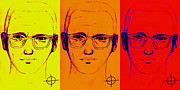 Napa Digital Art Prints - Zodiac Killer Three With SIgn 20130213 Print by Wingsdomain Art and Photography