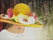 Marcel Quesnel - Zoe Trying Hats