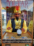Zoltar Framed Prints - Zoltar Speaks Framed Print by Ed Weidman