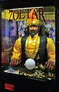 Zoltar Framed Prints - Zoltar Speaks Framed Print by Lanis Rossi
