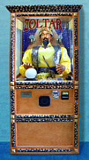 Zoltar Framed Prints - Zoltar Speaks Framed Print by Ron Regalado