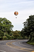 Phila Posters - Zoo Balloon Poster by Bill Cannon