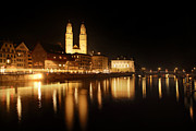 Marc Huebner - Zuerich at night