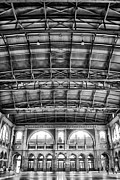 Zurich Framed Prints - Zurich Train Station Framed Print by Lauri Novak