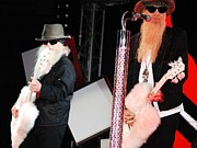 Zz Top Posters - ZZ Top Billy and Dusty Poster by Angela Murray