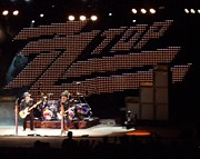 John Telfer Photography Prints - ZZ Top Print by John Telfer