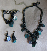 Pinococo Jewelry -  11-392 Green by Lyn Deutsch