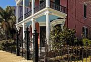 Kathleen K Parker -  A Greek Revival House on Coliseum Street New Orleans
