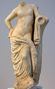 Greek Sculpture Prints -  Aphrodite Ourania Print by Andonis Katanos