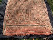 Antique Tapestries - Textiles -  Borneo hand woven pua kumbu ikat by Borneo ikat artist
