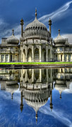 Sussex Framed Prints -  Brighton Pavilion Framed Print by Phil Clements