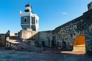 El Morro Photos -  El Morro Lighthouse Old San Juan Puerto Rico by George Oze