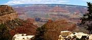 Panoramic Digital Art Originals -  Grand Canyon Panoramic by The Kepharts