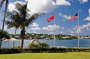 Expensive Photos -  Hamilton Bay Bermuda by George Oze