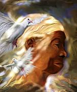 African-american Art -  In The Spirit by Bob Salo