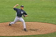 Spring Training Originals -  Mariano Rivera by Tom Cheatham