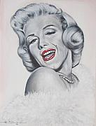 Norma Jean Prints -  Marilyn Monroe Print by Eric Dee