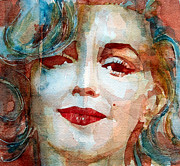 Norma Jean Framed Prints -  Marilyn   Framed Print by Paul Lovering
