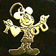 European Jewelry -  Mickey1  by Na